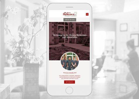 Dr. Maura McKeown and Associates Website