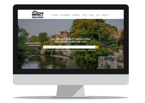 impact realty group website